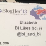 BlogHer: the introverted newbie experience